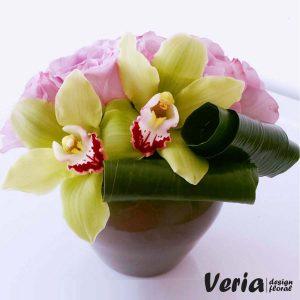 Aranjament floral Eleganta Exotica
