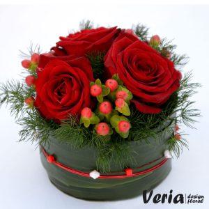 Aranjament floral Amore