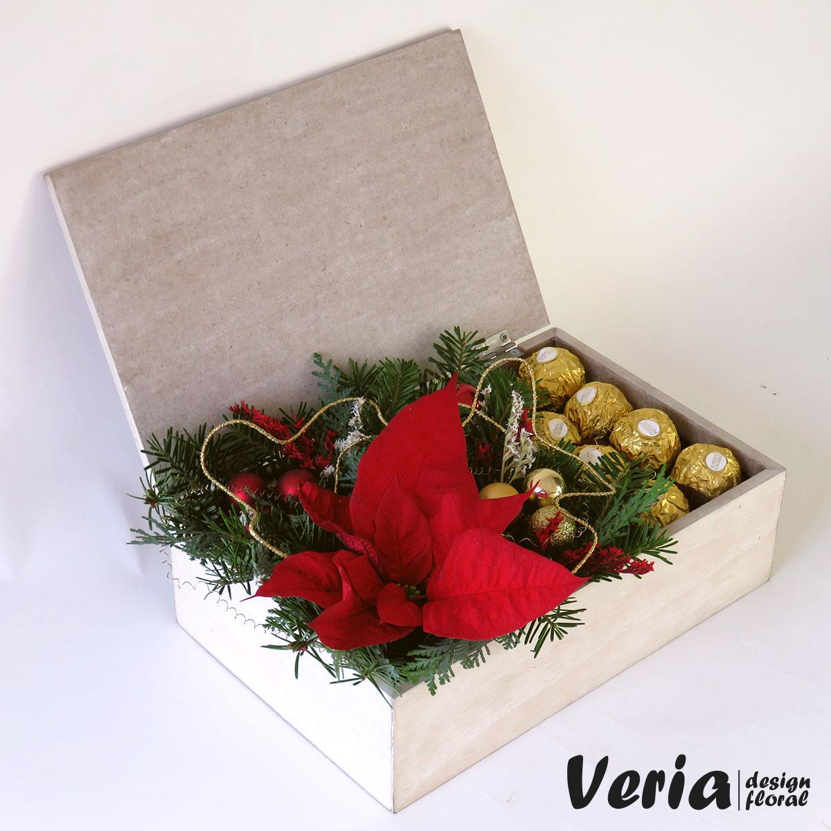 Cutie - cadou Steaua Craciunului