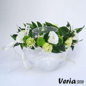 Coronita Flori Albe
