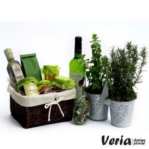 Cos cadou plante aromatice