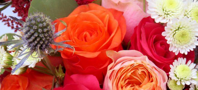 Florile, mesagerii sentimentelor